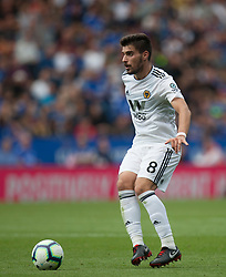 Ruben Neves of Wolverhampton Wanderers in action - Mandatory by-line: Jack Phillips/JMP - 18/08/2018 - FOOTBALL - King Power Stadium - Leicester, England - Leicester City v Wolverhampton Wanderers - English Premier League