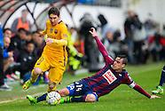 SD Eibar vs FC Barcelona