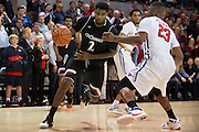 DALLAS, TX - JANUARY 7: Octavius Ellis #2 of the Cincinnati Bearcats drives to the basket against the SMU Mustangs on January 7, 2016 at Moody Coliseum in Dallas, Texas.  (Photo by Cooper Neill/Getty Images) *** Local Caption *** Octavius Ellis