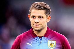 James Tarkowski of Burnley - Mandatory by-line: Robbie Stephenson/JMP - 30/08/2018 - FOOTBALL - Turf Moor - Burnley, England - Burnley v Olympiakos - UEFA Europa League Play-offs second leg