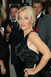 Gillian Anderson, GQ Men of the Year Awards, Royal Opera House, London UK, 03 September 2013, (Photo by Richard Goldschmidt)