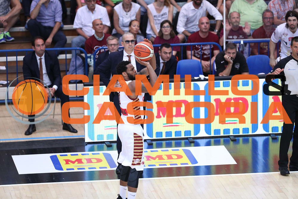 Haynes Marquez, Dolomiti Energia Trentino vs Umana Reyer Venezia LBA Serie A Playoff Finale gara 4 stagione 2016/2017 Pala Trento, Trento 16 giugno 2017