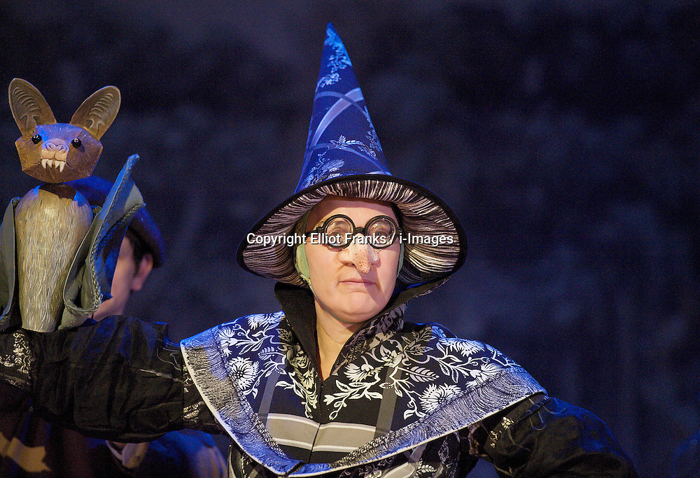 Hansel and Gretel by Lucy Kirkwood. The Cottesloe Theatre, Southbank, London, Great Britain, December 12, 2012. Photo by  Elliot Franks / i-Images...