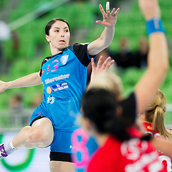 20151016: SLO, Handball - EHF Champions League, RK Krim Mercator vs HCM Baia Mare