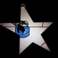 16 December 2015:  Ottawa Senators goalie Andrew Hammond (30) takes the ice at the Verizon Center in Washington, D.C. where the Washington Capitals defeated the Ottawa Senators, 2-1.  (Photograph by Mark Goldman - Goldminephotos)