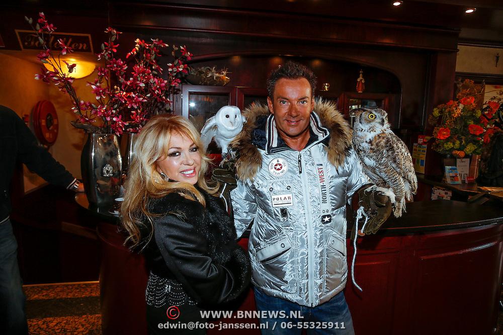 NLD/Volendam/20121025 - Uitreiking 100% NL Awards 2012,