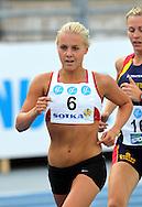 26.8.20112, Hiihtostadion, Lahti..Yleisurheilun Kalevan Kisat 2012. .Naisten 5000 m..Nina Chydenius - Viipurin Urheilijat