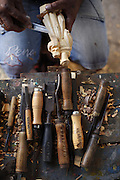 Juazeiro do Norte_CE, Brasil.<br /> <br /> Artesanato tipico da regiao do Vale do Cariri em Juazeiro do Norte, Ceara.<br /> <br /> Typical craft in Vale do Cariri in Juazeiro do Norte, Ceara.<br /> <br /> Foto: LEO DRUMOND / NITRO
