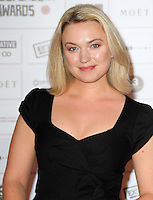Sophia Myles The Moet British Independent Film Awards, Old Billingsgate Market, London, UK, 05 December 2010:  Contact: Ian@Piqtured.com +44(0)791 626 2580 (Picture by Richard Goldschmidt)
