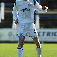 Queen of the South v St Johnstone....01.05.04<br />Stephen Fraser<br /><br />Picture by Graeme Hart.<br />Copyright Perthshire Picture Agency<br />Tel: 01738 623350  Mobile: 07990 594431