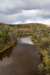 The Guaja River, Sigulda, Latvia