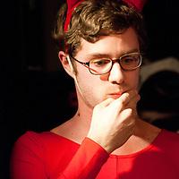Nate Fernald - Meatsteak Is Dead - Webster Hall, New York - April 19, 2011