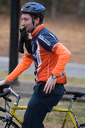 Virginia Cavaliers David Morris<br /> <br /> The College of William and Mary road race was held near Williamsburg, VA on February 25, 2007.