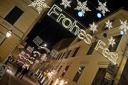 13.12.2010, Graz, AUT, Feature, im Bild Weihnachtsbeleuchtung in der Sporgasse, EXPA Pictures © 2010, PhotoCredit: EXPA/ Erwin Scheriau
