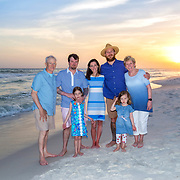 Knip Family Beach Photos