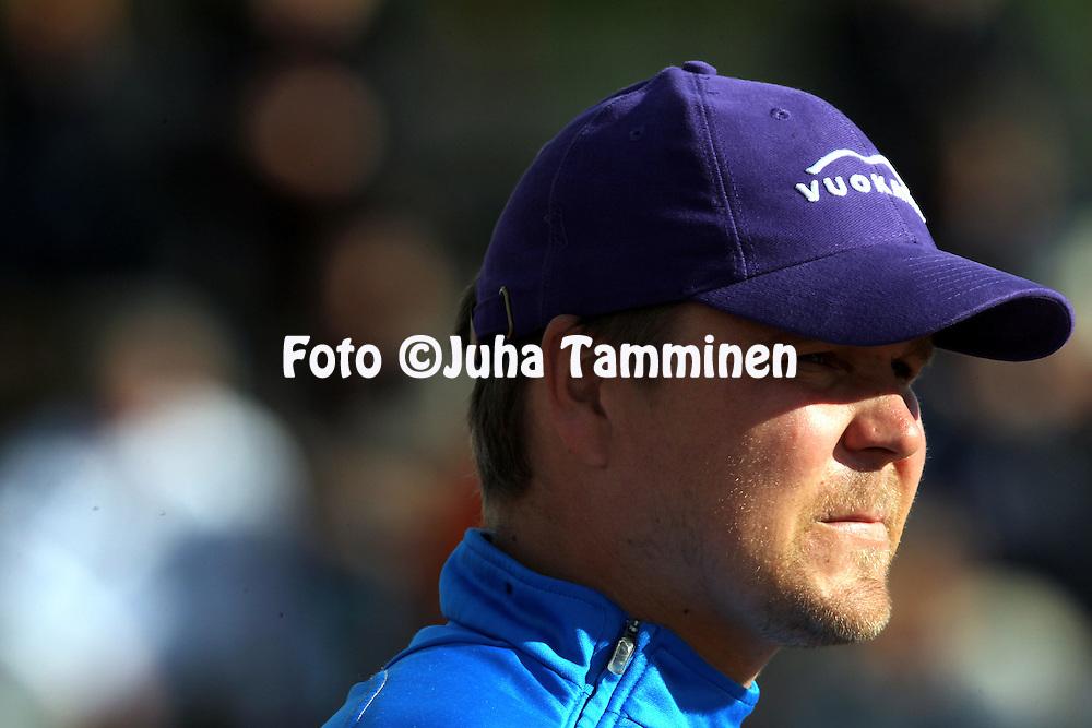 21.6.2011, Rantakentt?, Kitee..Superpesis 2011, Kiteen Pallo-90  - Sotkamon Jymy..Pelinjohtaja Mikko Kuosmanen - Sotkamo.