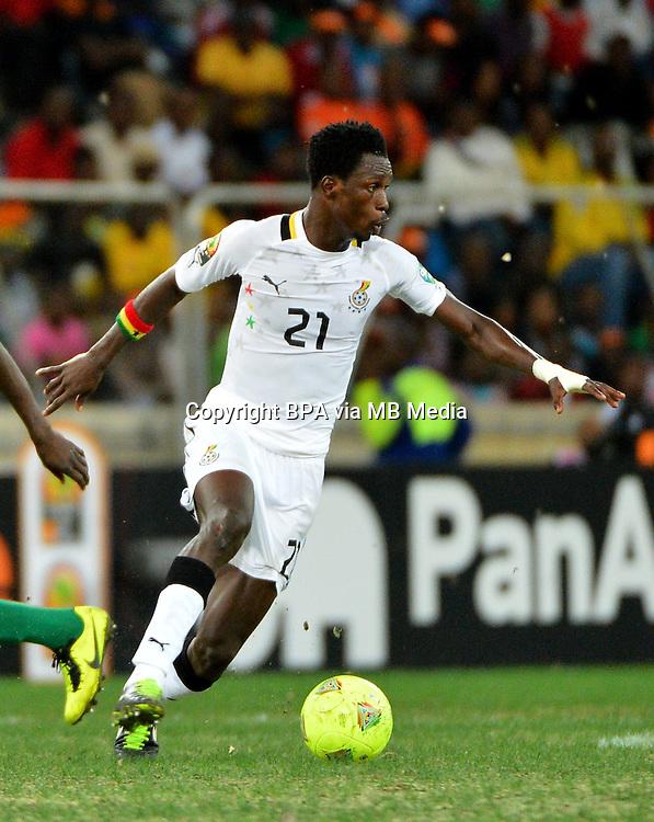Fifa Brazil 2014 World Cup - <br /> Ghana Team - <br /> John Boye
