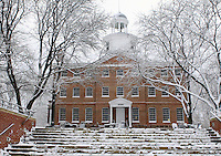 McDowell Hall, St. John's Collage, Annapolis, Maryland