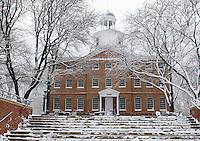 McDowell Hall, St. John's Collage, Annapolis, Maryland