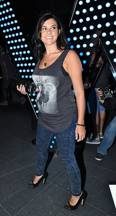 04.SEPTEMBER.2012. LONDON<br /> <br /> IMOGEN THOMAS ATTENDS THE JEANS FOR GENES LAUNCH PARTY AT THE W HOTEL, LEICESTER SQUARE.<br /> <br /> BYLINE: EDBIMAGEARCHIVE.CO.UK<br /> <br /> *THIS IMAGE IS STRICTLY FOR UK NEWSPAPERS AND MAGAZINES ONLY*<br /> *FOR WORLD WIDE SALES AND WEB USE PLEASE CONTACT EDBIMAGEARCHIVE - 0208 954 5968*