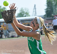 Clear Fork vs Keystone varsity softball on May 23 at Bucyrus High.