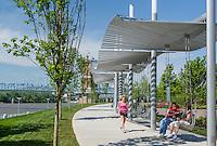 Smale Park Swingset