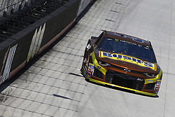 April 13, 2018 - Bristol, Tennessee, United States of America - April 13, 2018 - Bristol, Tennessee, USA: Chris Buescher (37) bring his racecar down the backstretch during opening practice for the Food City 500 at Bristol Motor Speedway in Bristol, Tennessee. (Credit Image: © Chris Owens Asp Inc/ASP via ZUMA Wire)