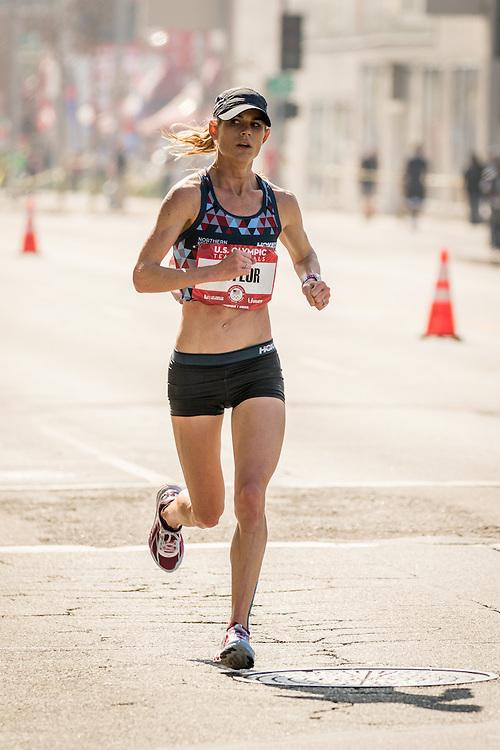 USA Olympic Team Trials Marathon 2016, Kellyn Taylor,