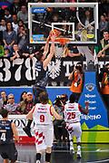 Filippo Baldi Rossi<br /> Dolomiti Energia Aquila Basket Trento - The Flexx Pistoia Basket<br /> Lega Basket Serie A 2016/2017<br /> PalaTrento 18/03/2017<br /> Foto Ciamillo-Castoria / M. Brondi