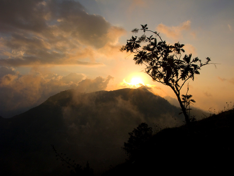 Kenscoff, Haiti. 4/10/09 Photo by Ben Depp