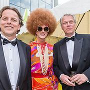 NLD/Amsterdam/20150604 - Amsterdam Diner 2016, Bert Koenders en Wouter Bos