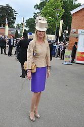 LUCY SANGSTER at day 2 of the 2011 Royal Ascot Racing festival at Ascot Racecourse, Ascot, Berkshire on 15th June 2011.