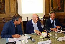FRANCESCO SCAFURI FOLCO QUILICI E ANDREA MAGGI