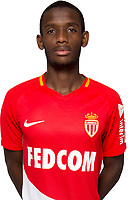 Safwan Mbae during Photoshooting of Monaco for new season 2017/2018 on September 28, 2017 in Monaco, France. (Photo by Chateau/Asm/Icon Sport)