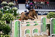Irma Kalsson - Balahe<br /> Gothenburg Horse Show 2019<br /> © DigiShots