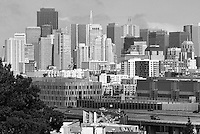 San Francisco Skyline from Portrero District
