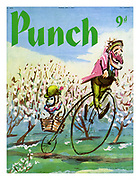 Punch Cover, 1 May 1957
