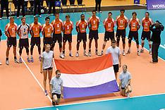 20120825 NED:  World League 2013 Qualification Nederland - Dominican Republic, Rotterdam
