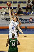 29/05/2008<br /> Torneo Bandiera Blu Italia-Algeria<br /> Nella Foto: luca lechtaler<br /> Foto Ciamillo