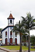 Santa Barbara_MG, Brasil.<br /> <br /> Igreja de Nossa Senhora do Rosario em Santa Barbara, Minas Gerais.<br /> <br /> Nossa Senhora do Rosario church in Santa Barbara, Minas Gerais.<br /> <br /> Foto: RODRIGO LIMA / NITRO