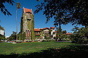 Tower Hall at San Jose State University in San Jose, California, on August 22, 2014. (Stan Olszewski/SOSKIphoto)