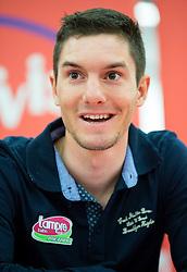 Jan Polanc (SLO) of Lampre-Merida Team during press conference of cycling race Po Sloveniji - Tour de Slovenie 2015 on June 16, 2015 in Citypark, Ljubljana, Slovenia. Photo by Vid Ponikvar / Sportida