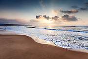 The beach of Obzor