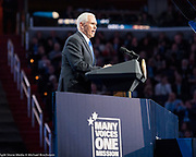 Vice President Mike Pence addressing the 2017 American Israel Public Affairs Committee (AIPAC) Policy Conference in Washington, D.C.