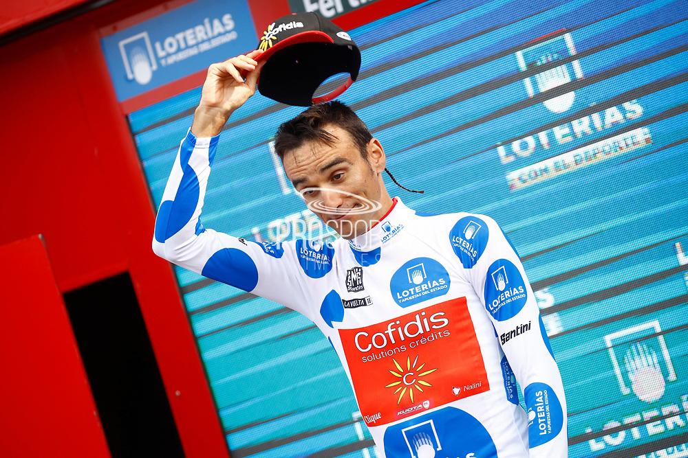 Luis Angel Mate (ESP - Cofidis) during the 73th Edition Tour of Spain, Vuelta Espana 2018, stage 10 cycling race, Salamanca - Fermoselle Bermillo de Sayago 177 km on September 4, 2018 in Spain - Photo Luca Bettini / BettiniPhoto / ProSportsImages / DPPI