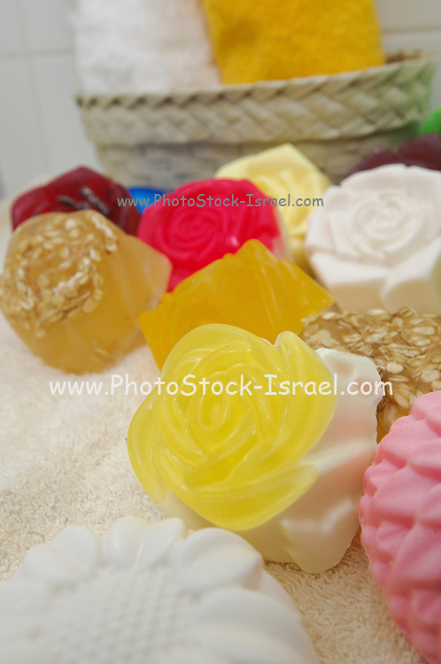 Fragrant soap bars