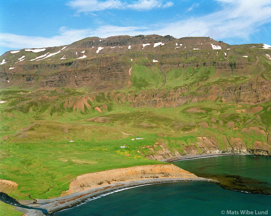 Húsavík, Borgarfjarðarhreppur eystri /.Husavik, Borgarfjardarhreppur eystri.