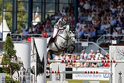 PHILIPPAERTS Nicola (BEL), H&M Harley v. Bisschop<br /> Aachen - CHIO 2018<br /> Rolex Grand Prix 1. Umlauf<br /> Der Grosse Preis von Aachen<br /> 22. Juli 2018<br /> © www.sportfotos-lafrentz.de/Stefan Lafrentz