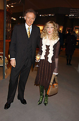 RICHARD & BASIA BRIGGS at the British Antiques Dealers Association antiques & Fine art fair in aid of the charity Childline held at the Duke of York Square, Chelsea, London on 23rd March 2006.<br /><br />NON EXCLUSIVE - WORLD RIGHTS