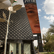 The Aria Hotel and Casino on the Las Vegas strip.